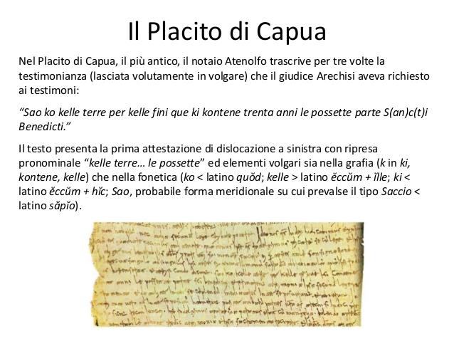 placito